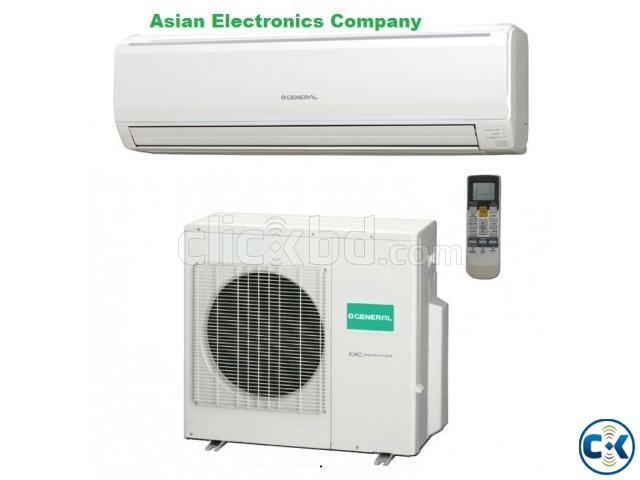 O GENERAL AIR CONDITIONER 1.0 TON SPLIT TYPE | ClickBD large image 0
