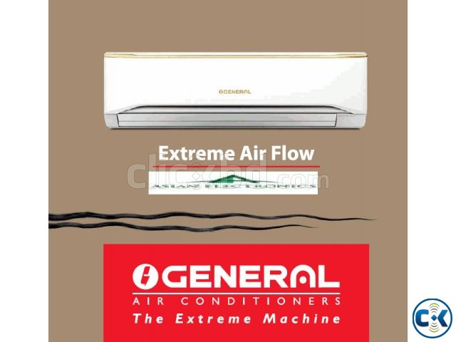 O GENERAL AIR CONDITIONER 1.0 TON SPLIT TYPE | ClickBD large image 2