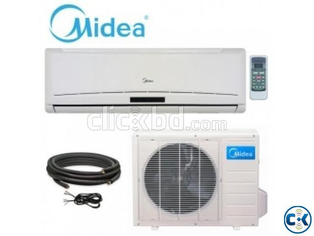 MIDEA 1.5 Ton Air Conditioner AC Split Wall Mounted | ClickBD large image 2