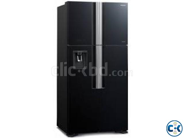 Hitachi RW 660 PND3 586 Liter Side-by-Side Refrigerators | ClickBD large image 0