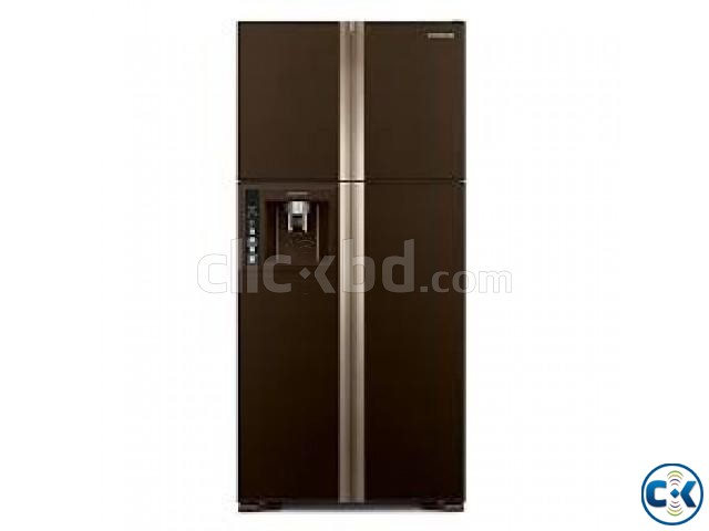 Hitachi RW 660 PND3 586 Liter Side-by-Side Refrigerators | ClickBD large image 1