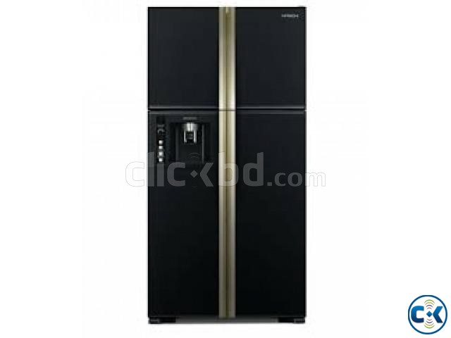 Hitachi RW 660 PND3 586 Liter Side-by-Side Refrigerators | ClickBD large image 2