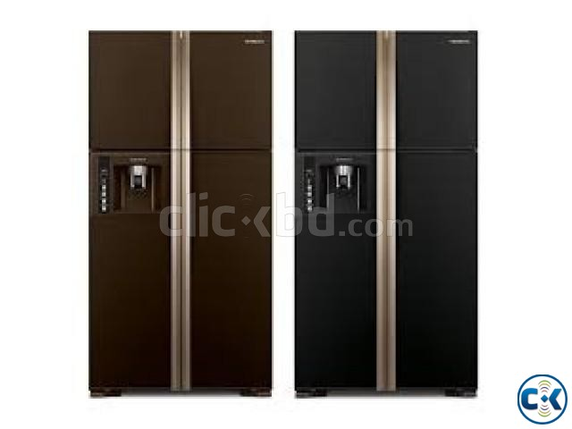Hitachi RW 660 PND3 586 Liter Side-by-Side Refrigerators | ClickBD large image 3