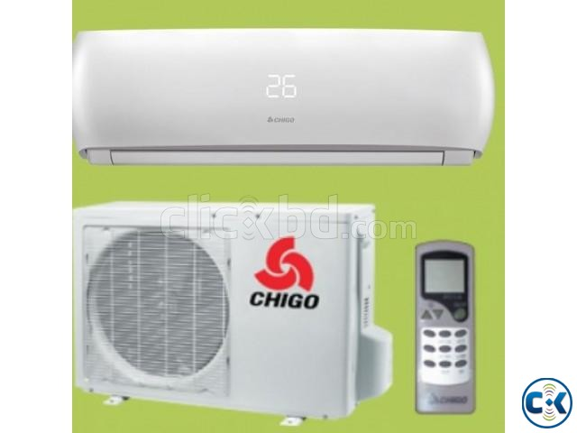 Chigo 2.5 Ton Air Conditioner AC Split Wall Mounted | ClickBD large image 0