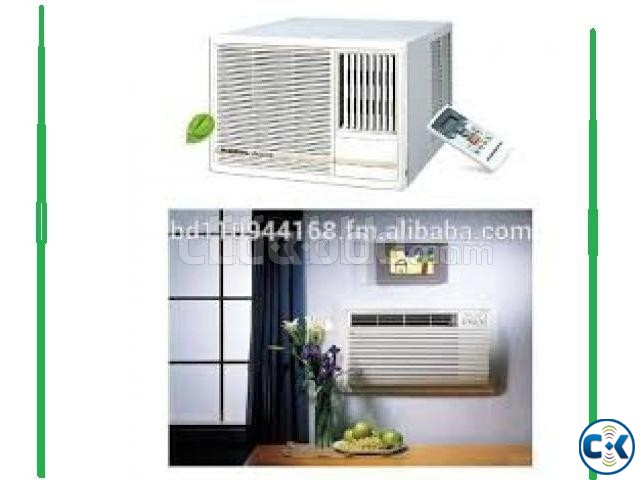 Window type 1.5 ton air conditioner in Bangladesh. | ClickBD large image 0