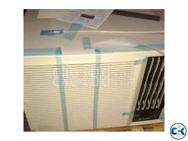 Window type 1.5 ton air conditioner in Bangladesh. | ClickBD large image 1