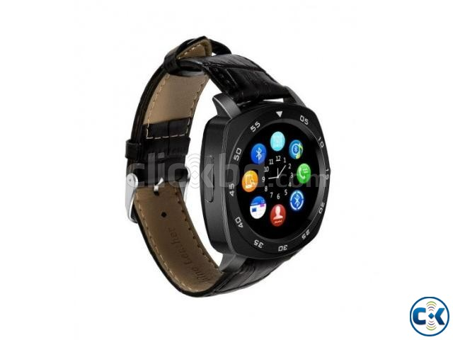 S6 Smart Mobile Watch Camera SMS Anti-lost Bluetooth Music | ClickBD large image 1