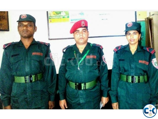Security Guard Service in Uttara | ClickBD large image 0