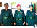 Security Guard service in bd
