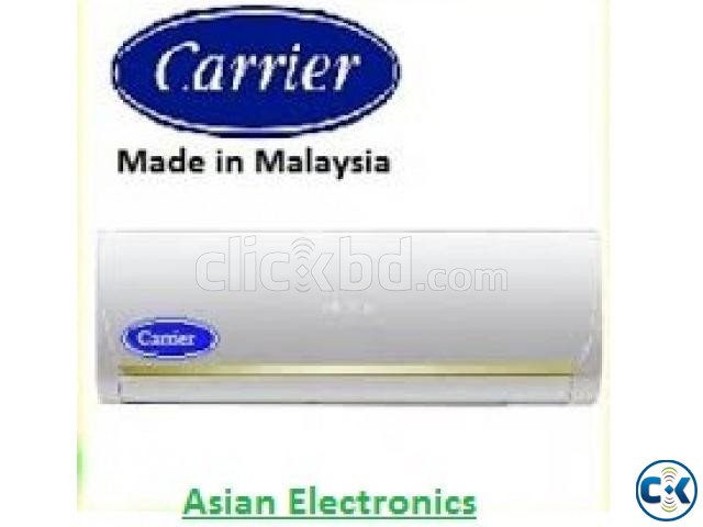 Carrier 1.0 Ton Split Air Conditioner ac Made In Malaysia | ClickBD large image 0