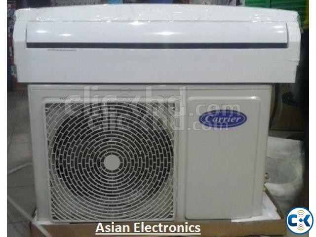 Carrier 1.0 Ton Split Air Conditioner ac Made In Malaysia | ClickBD large image 1