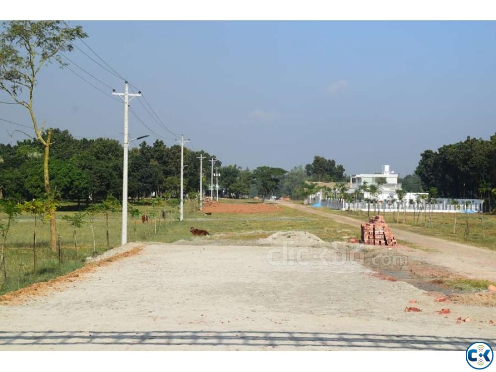 land project plot purbachal navana highland | ClickBD large image 0