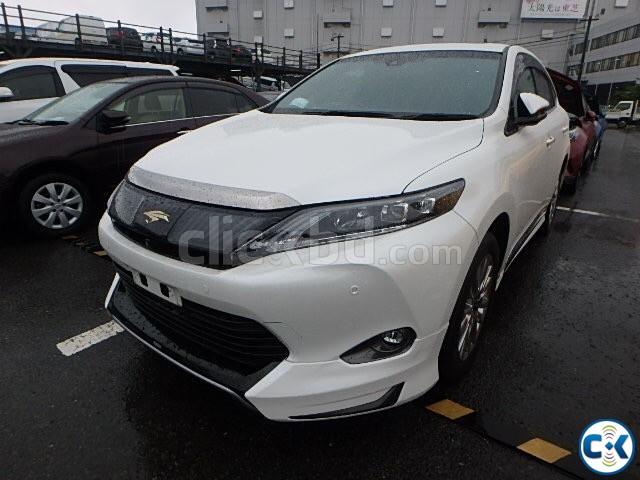 Toyota Harrier | ClickBD large image 1