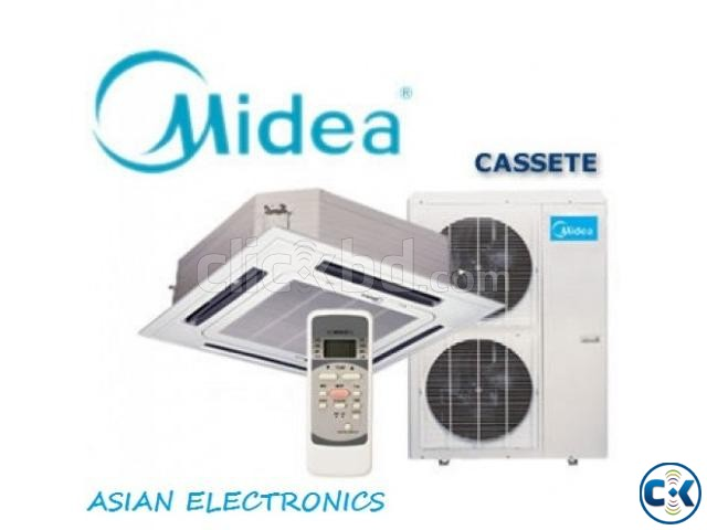 4.5 Ton MIDEA Ceiling Cassette Type Air Conditioner ac | ClickBD large image 0