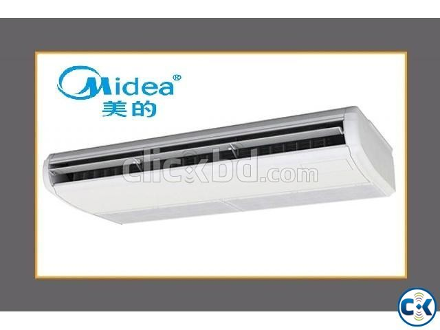 4.5 Ton MIDEA Ceiling Cassette Type Air Conditioner ac | ClickBD large image 1