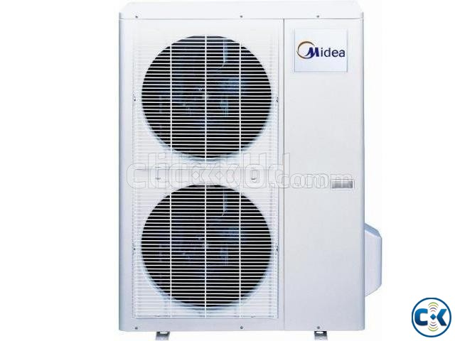 4.5 Ton MIDEA Ceiling Cassette Type Air Conditioner ac | ClickBD large image 2