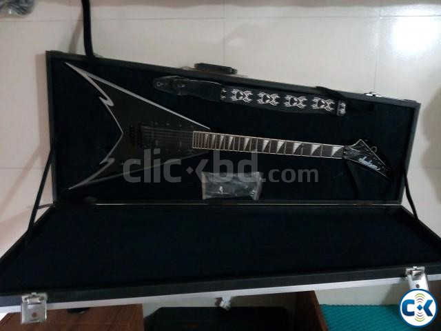 Jackson PDX-2 Demmelition King V with HARDCASE | ClickBD large image 0