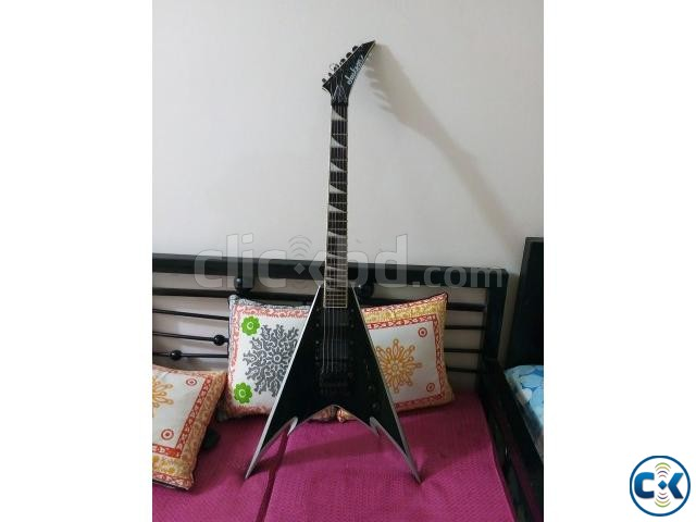 Jackson PDX-2 Demmelition King V with HARDCASE | ClickBD large image 1