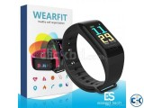 Maxgear F1 plus Smart Band Color Screen Blood Pressure