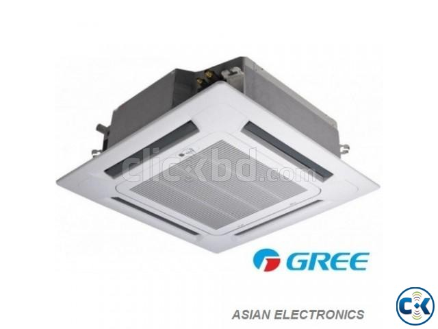 Gree AC 5 Ton Air Conditioner Ceilling Cassette Type | ClickBD large image 0