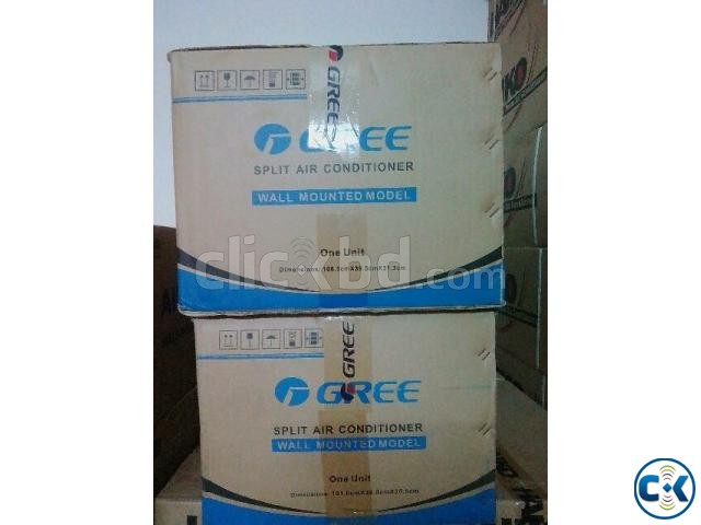 Gree AC 5 Ton Air Conditioner Ceilling Cassette Type | ClickBD large image 1
