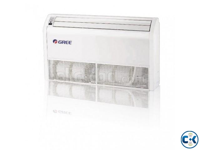 Gree AC 5 Ton Air Conditioner Ceilling Cassette Type | ClickBD large image 3
