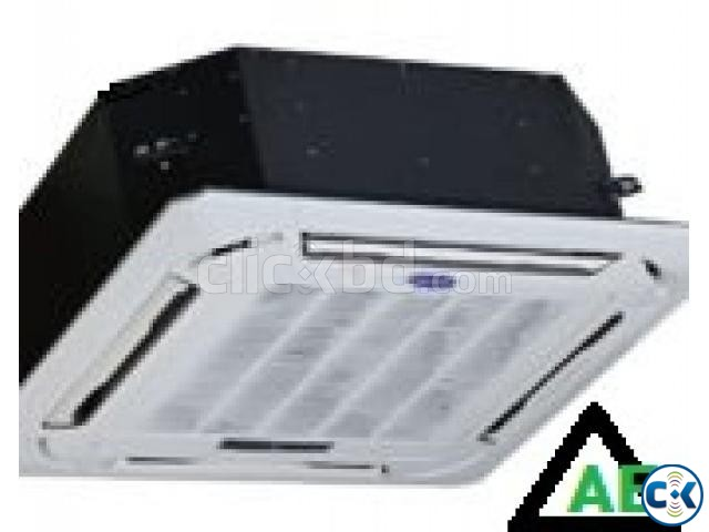 Carrier 5 Ton Air Conditioner Ceilling Cassette Type | ClickBD large image 2