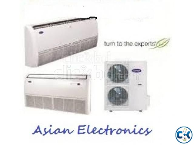 Carrier 5 Ton Air Conditioner Ceilling Cassette Type | ClickBD large image 3