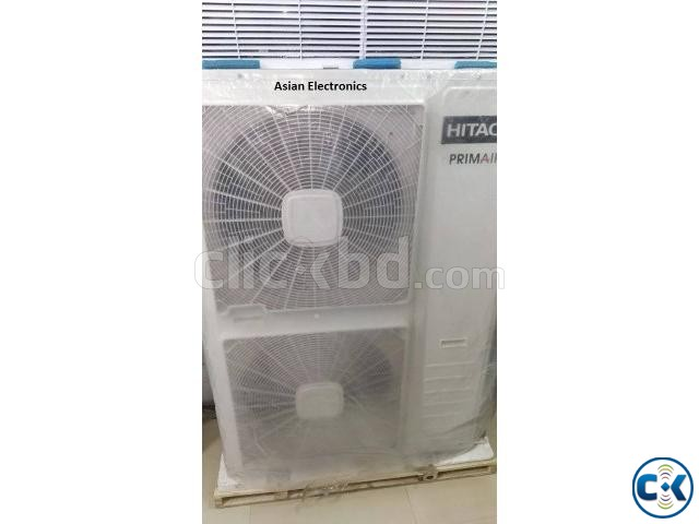 HITACHI 5 Ton Air Conditioner Ceilling Cassette Type | ClickBD large image 2