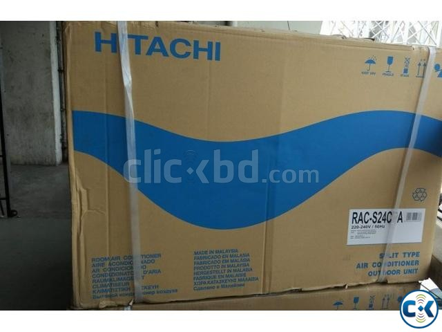 HITACHI 5 Ton Air Conditioner Ceilling Cassette Type | ClickBD large image 3