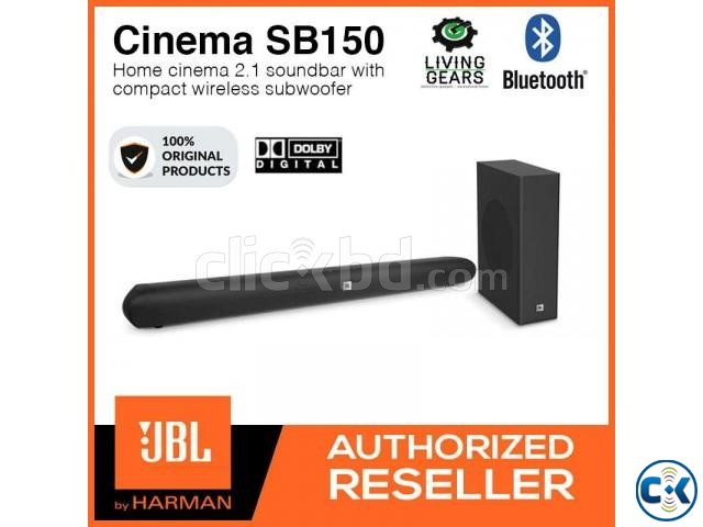 SOUND BAR JBL-SB150 BRAND NEW | ClickBD large image 0