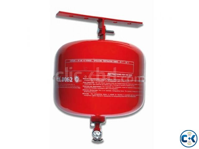 AUTOMATIC DRY POWDER FIRE EXTINGUISHER | ClickBD large image 0