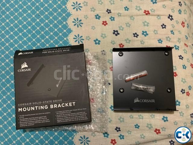 Corsair SSD Mounting Bracket Kit 2.5 to 3.5 drive bay CSSD | ClickBD large image 0