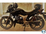 Hero Honda Hunk Black