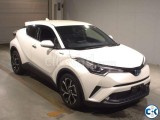Toyota c-hr G package 2017