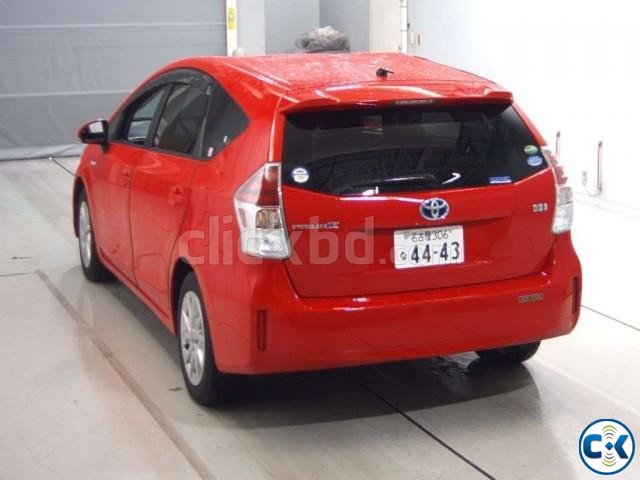 Toyota Prius Alpha 7 Seater | ClickBD large image 0