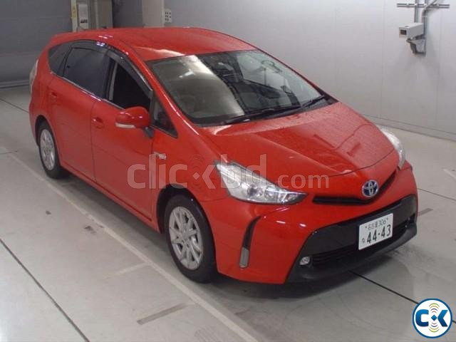 Toyota Prius Alpha 7 Seater | ClickBD large image 2