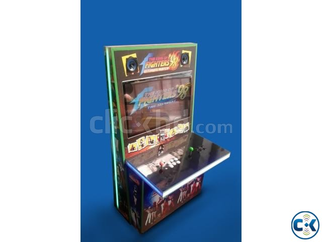Classical Arcade video Games | ClickBD large image 1
