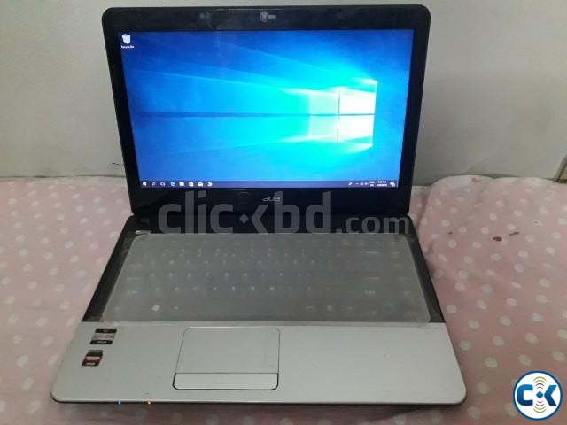 Acer Aspire E1 Used  | ClickBD large image 0