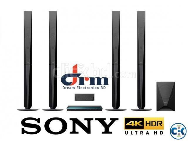 Sony BDV-E6100 Blu-ray 3D player home theater system | ClickBD large image 1