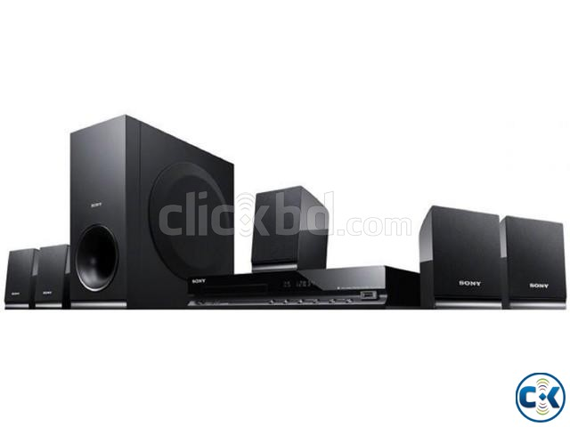 Sony Home theatre DAV-TZ140 With DVD Player 5.1 | ClickBD large image 0