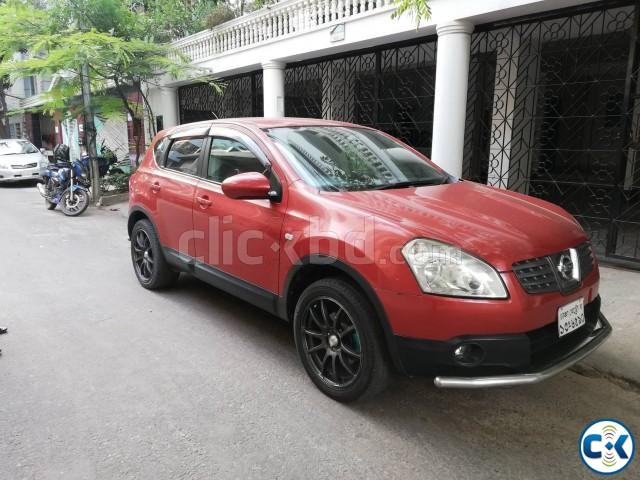 Nissan Dualis 2009 | ClickBD large image 1