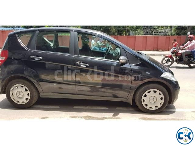 Mercedes A150 black from Bradford England A series  | ClickBD large image 2