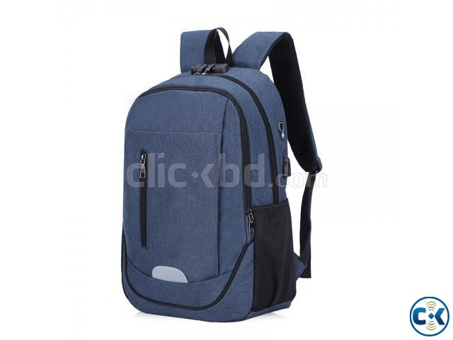 best waterproof anti theft backpack | ClickBD large image 0