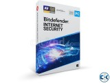 Bitdefender Internet Security 03 device 01 year