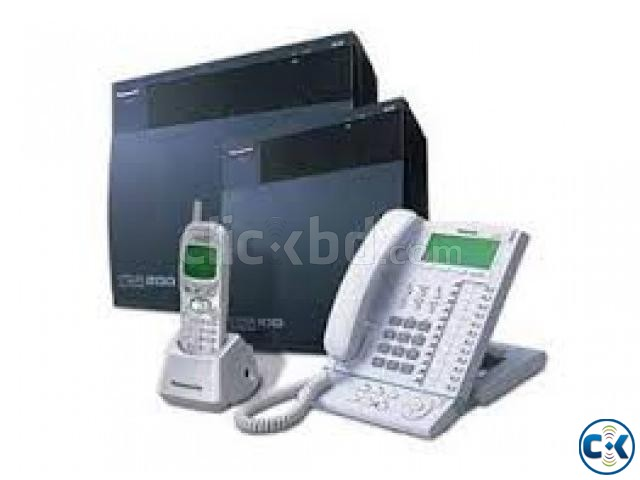 IP-PABX Intercom System 40 56 Extensions 41  | ClickBD large image 0