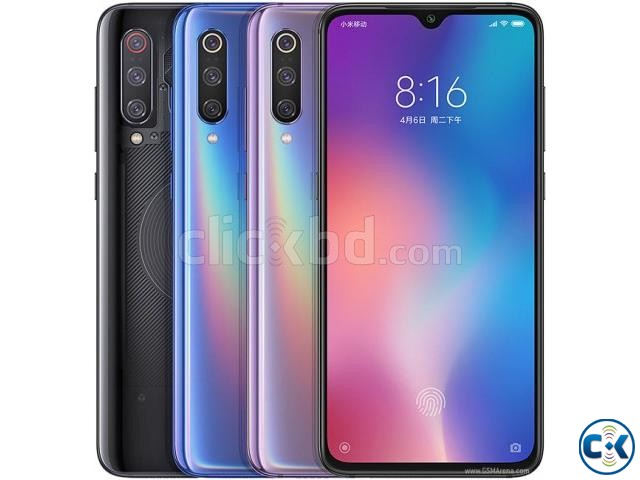 Brand New Xiaomi Mi 9 6 128GB Sealed Pack 3 Yr warranty | ClickBD large image 4