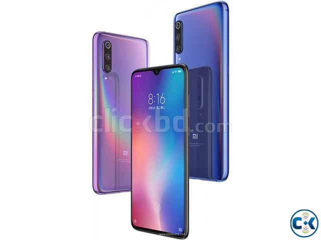 Brand New Xiaomi Mi 9 6 64GB Sealed Pack 3 Yr warranty | ClickBD large image 1