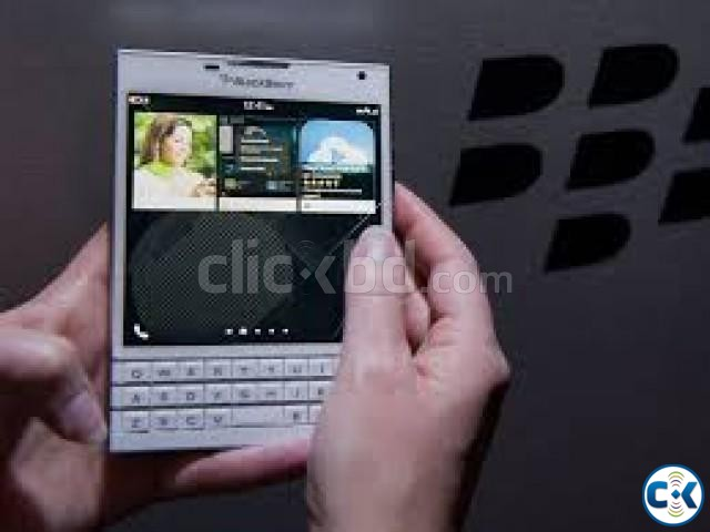 Brand New Condition Blackberry Passport With 3 Yr Warranty | ClickBD large image 0