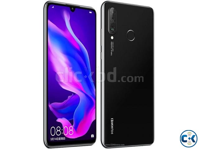 Brand New Huawei Nova 4e 128GB Sealed Pack With 3 Yr Wrrnty | ClickBD large image 0